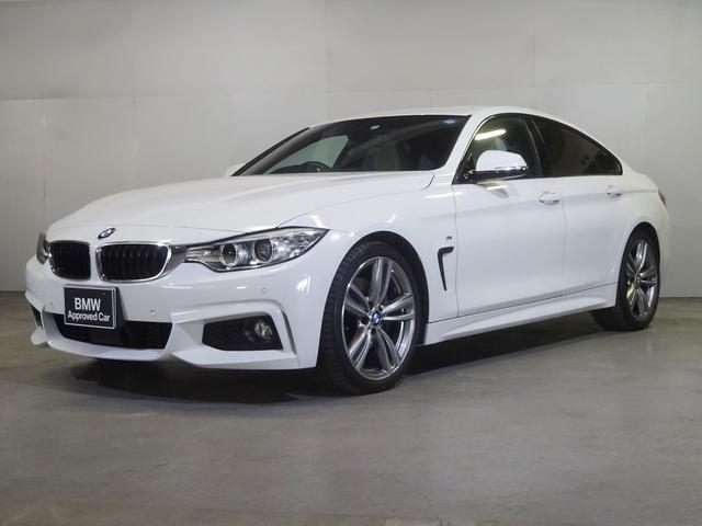 BMW 435iグランクーペ MスポーツACCアイボリー革