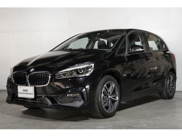BMW 218dアクティブツアラー スポーツコンPバックカメラACC