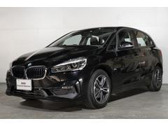 BMW218dアクティブツアラー スポーツコンPバックカメラACC