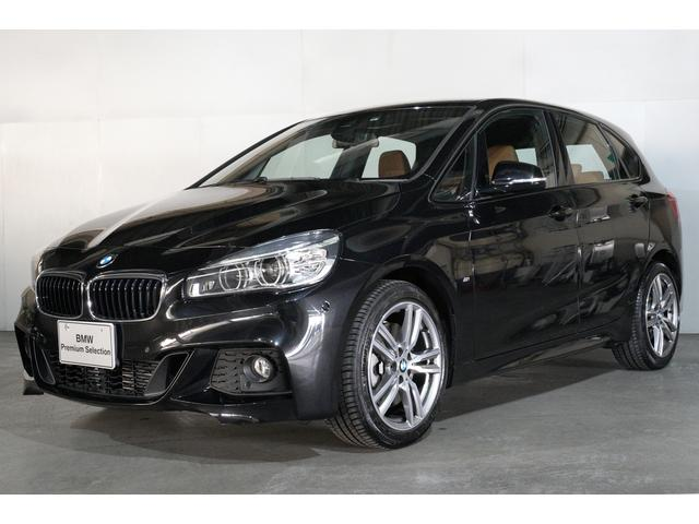 BMW 225ATxDriveMsport茶レザー