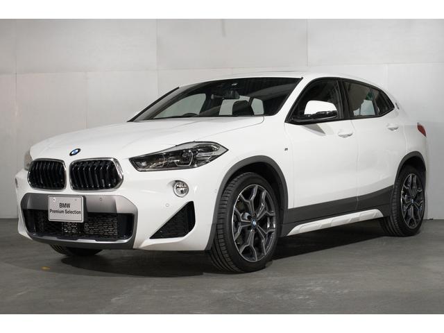 BMW xDrive 18d MスポーツXサンルーフ電動シート