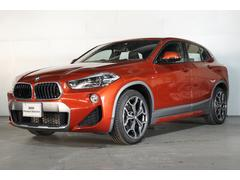 BMW X2xDrive 18d MスポーツX 黒革サンルーフ