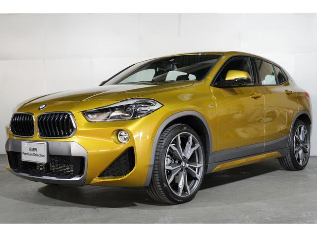 BMW xDrive 20i MスポーツX ハイラインPデビューP