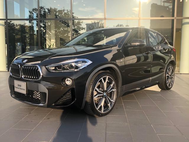 BMW xDrive18dMスポーツXサンルーフ電動シートACC