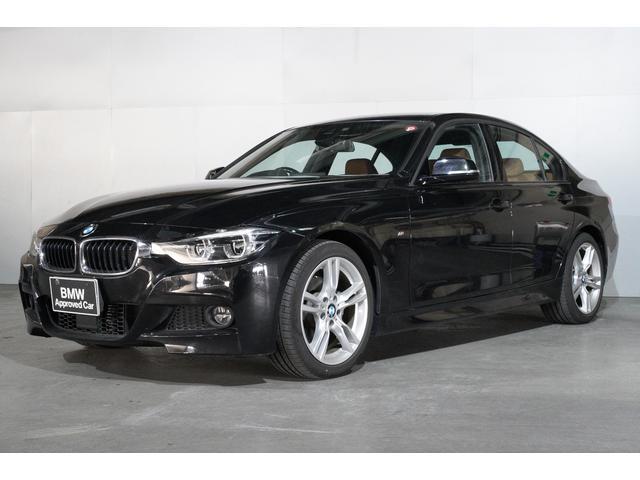 BMW 320d Mスポーツブラウン革