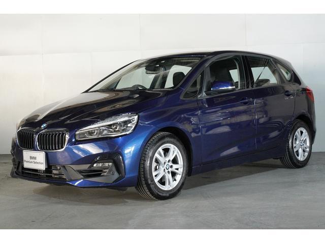 BMW 218iアクティブツアラープラスPバックカメラ