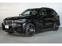 BMW X5xDrive35dMスポーツ茶革SRサードシート付