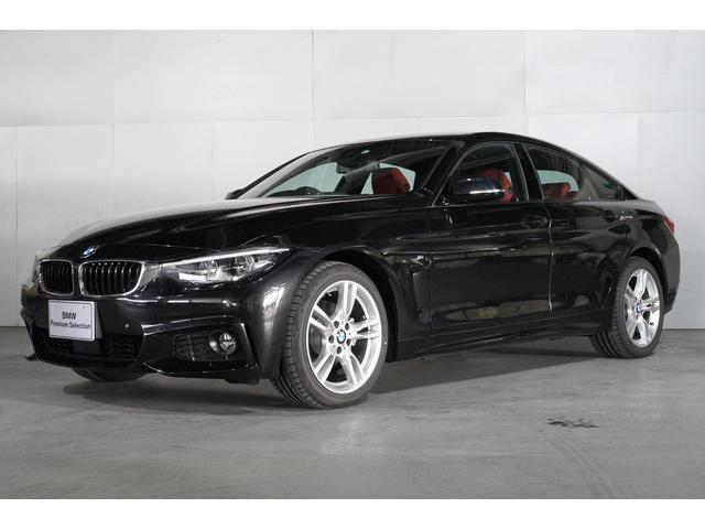 BMW 420ixDriveグランクーペMスポーツ赤革