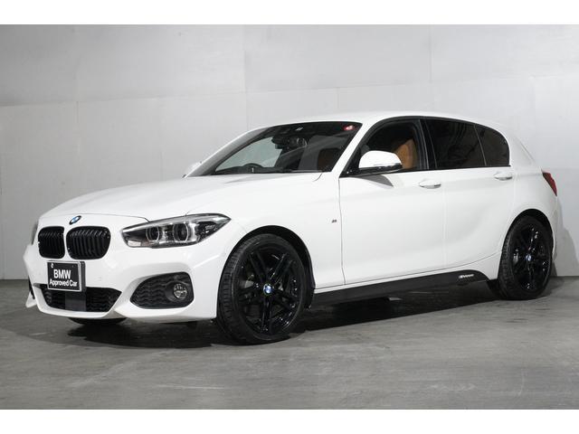 BMW 118d Mスポーツ エディションシャドー