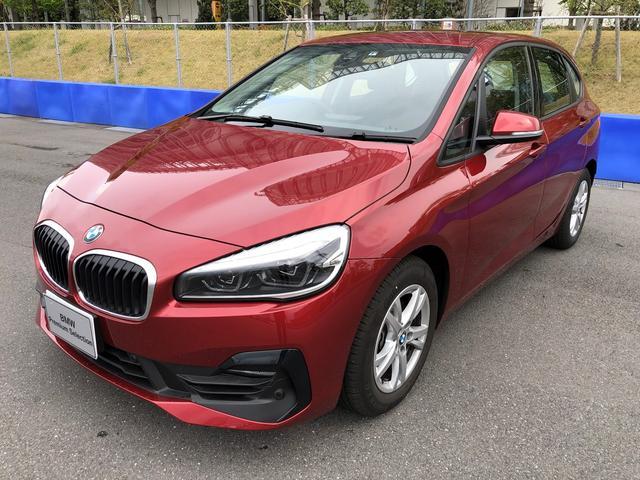 BMW 218iアクティブツアラープラPコンP