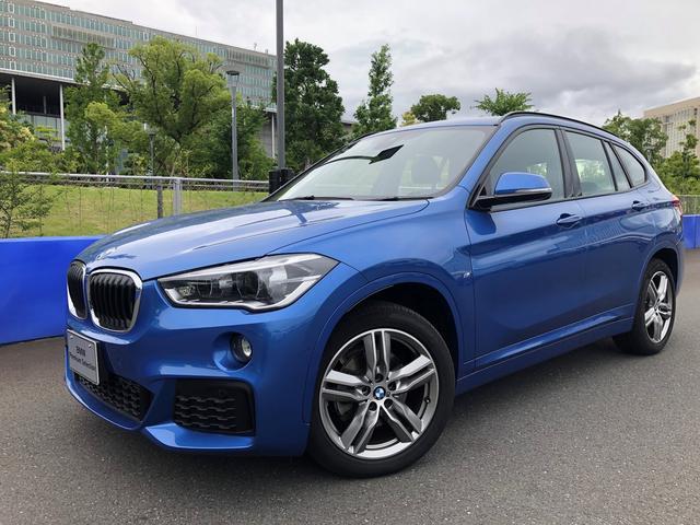 BMW X1 xDrive 18d MスポーツコンP