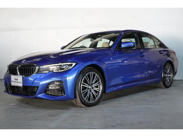 BMW 320d xDriveMスポーツハイラインパッケージ イノベーションP 純正TVチューナー オイスターレザー パーキングアシストプラス