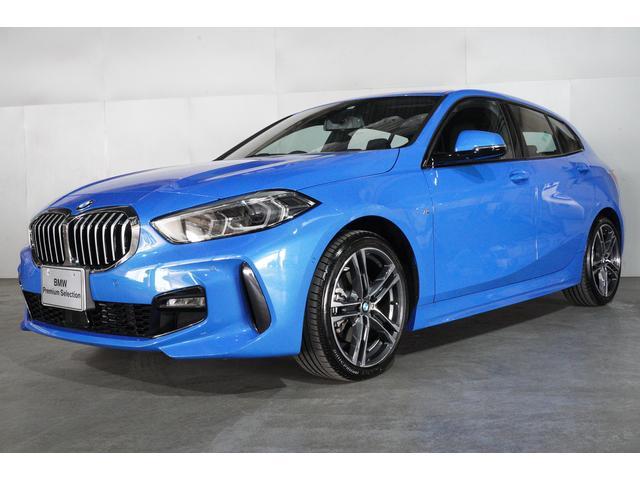 BMW 1シリーズ 118d Mスポーツ エディションジョイ+ ナビパッケージ コンフォートパッケージ ACC ストレージパッケージ 18インチアロイホイール 弊社社有車 全国保証 最長4年保証