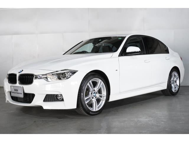 BMW 3シリーズ 320d スポーツ ブラック・レザーシート フロント・シートヒーター ウッド・インテリア・トリム スマートキー 18インチアロイホイール LEDヘッドライト ナビゲーションシステム バックカメラ 最長4年保証 全国保証
