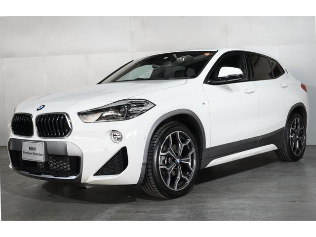 BMW xDrive 18d MスポーツX ハイラインパック セレクトパッケージ アドバンストアクティブセーフティパッケージ コンフォートパッケージ