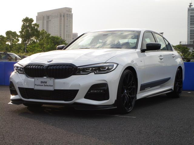 BMW 3シリーズ 320i Mスポーツ BMWパフォーマンス・フルキット コンフォート・パッケージ パーキングアシストプラス 18インチ・アロイホイール 全国保証 最長4年保証