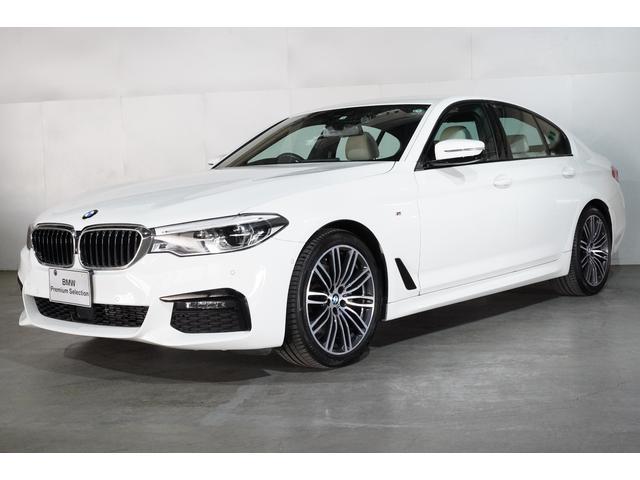 BMW 5シリーズ 523d Mスポーツ ハイラインパッケージ rランバーサポート アイボリー革