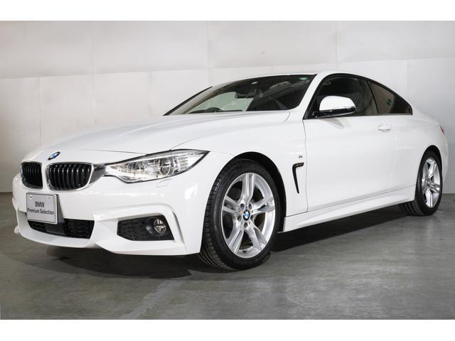 BMW 420iクーペ Mスポーツ ACC レーンチェンジワーニング 車線逸脱警告