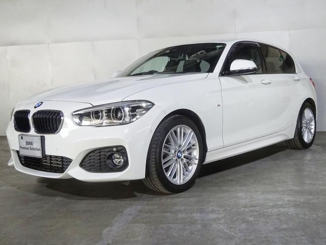 BMW 118d Mスポーツ パーキングサポート・パッケージ スマートキー ナビゲーション バックカメラ 衝突軽減 BMW認定中古車2年保証 最長4年保証 全国保証