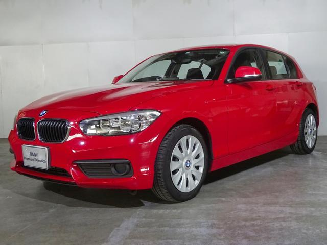 BMW 1シリーズ 118i BMW認定中古車1年走行距離無制限保証付 全国保証 パーキングサポート・パッケージ ナビゲーション バックカメラ