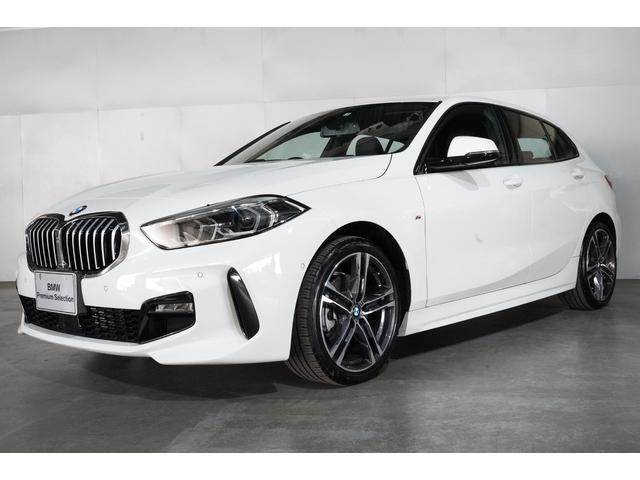 BMW 118d Mスポーツ エディションジョイ+ BMW認定中古車 最長4年保証 コンフォート・パッケージ ストレージ・パッケージ 18インチ・アロイホイール ナビゲーション・パッケージ