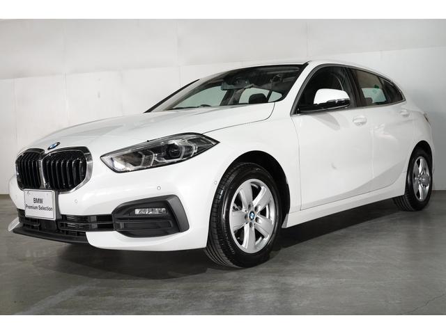 BMW 1シリーズ 118d プレイ エディションジョイ+ ナビゲーション・パッケージ コンフォート・パッケージ ストレージ・パッケージ 16インチ・アロイホイール 衝突軽減 スマートキー