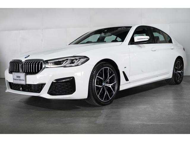 BMW 523i Mスポーツ 19iインチアルミホイール ブラックレザー BMW認定中古車 最長4年保証