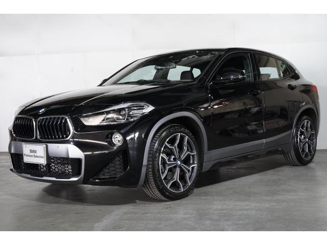 BMW sDrive 18i MスポーツX ハイラインパック BMW認定中古車 最長4年保証 モカ・レザーシート シートヒーター アドバンスド・アクティブセーフティ ヘッドアップディスプレイ ACC コンフォート・パッケージ