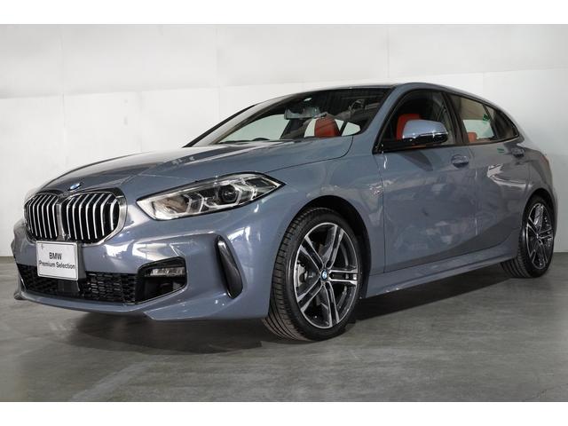 BMW 118i Mスポーツ ハイラインパッケージ レッドレザー ナビP コンフォートP ハイラインP