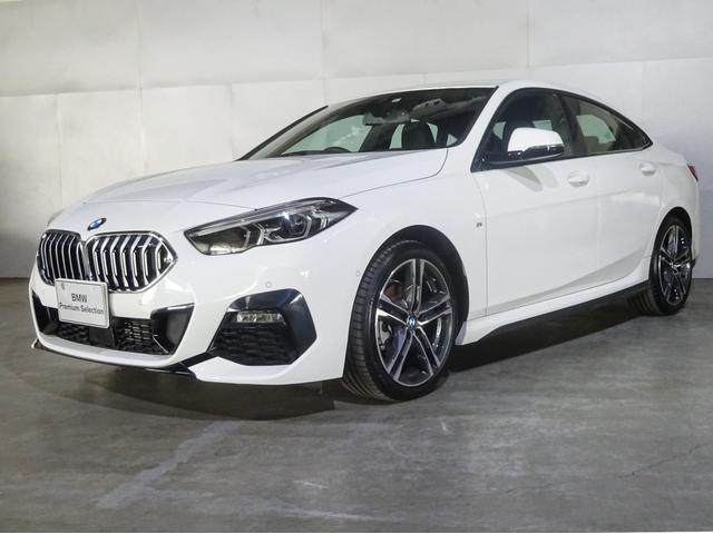 BMW 218dグランクーペ Mスポーツエディションジョイ+ ナビP