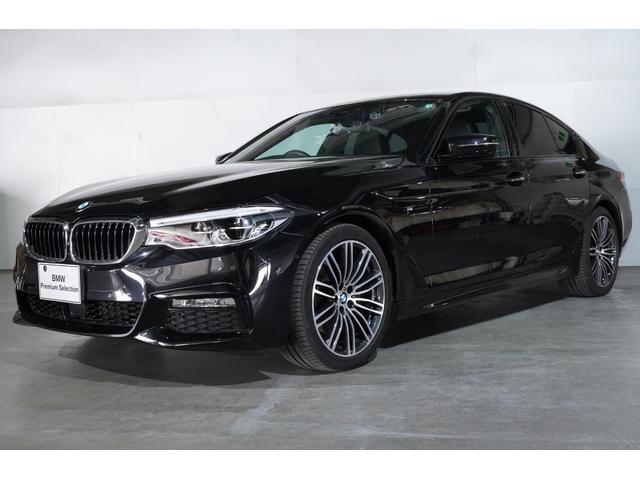 BMW 5シリーズ 523i Mスポーツ ハイラインパッケージ コンフォートシート 19インチアルミ BMW認定中古車