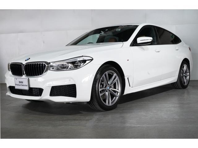 BMW 6シリーズ 623d グランツーリスモ Mスポーツ BMW認定中古車 コニャック・レザーシート シートヒーター ハーマンカードン・スピーカー スマートキー タッチナビ バックカメラ 前後バンパーセンサー LEDヘッドライト 2年保証付き 最長4年保証