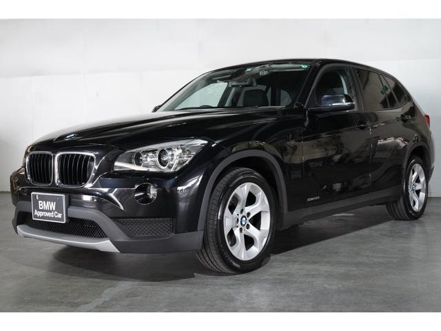 BMW X1 sDrive 18i BMW認定中古車 1年走行無制限保証 キセノンヘッドライト 前後ドライブレコーダー