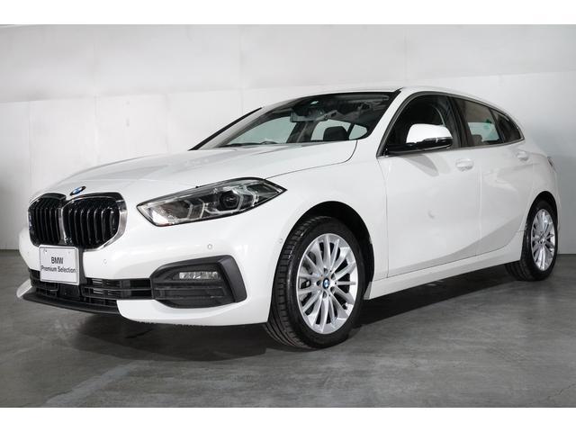 BMW 1シリーズ 118d プレイ エディションジョイ+ ハイラインP PLAY コンフォートパッケージ  ストレージパッケージ ナビゲーションパッケージ 黒レザー ACC 17インチAW