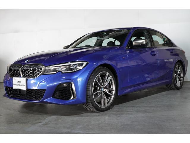 BMW M340i xDrive ブラックレザー パーキングアシスト