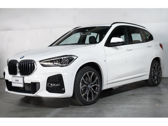 X1(BMW) xDrive 18d Mスポーツ BMW認定中古車 コンフォート・パッケージ 19インチ・アロイホイール 車線逸脱警告 中古車画像