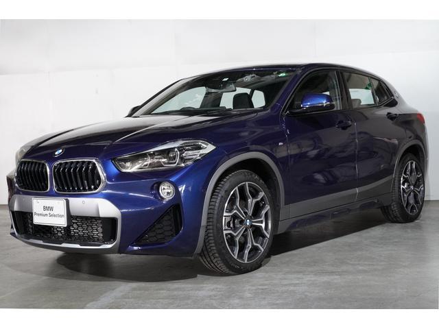 BMW xDrive 18d MスポーツX コンフォートパッケージ 電動フロントシート シートヒーター BSI