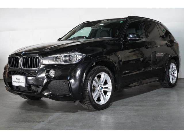 BMW X5 xDrive 35d Mスポーツ セレクトパッケージ ブラックレザー