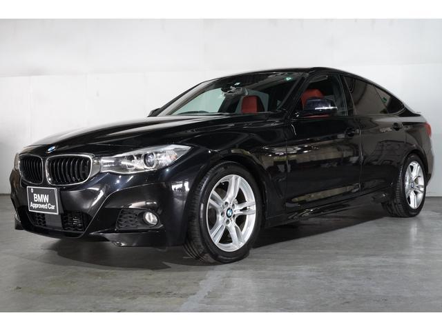 BMW 320iグランツーリスモ Mスポーツ コーラルレッドレザー アクティブクルーズ
