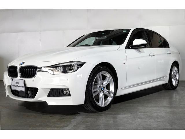 BMW 3シリーズ 320d Mスポーツ ブラックレザー ACC 衝突軽減ブレーキ 車線逸脱警告