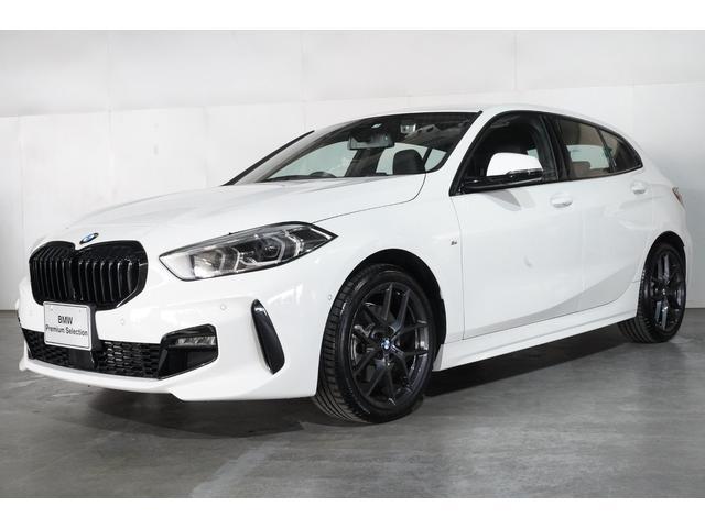 BMW 1シリーズ 118d Mスポーツ エディションジョイ+ BMW認定中古車 ナビゲーション・パッケージ コンフォート・パッケージ 18インチ・アロイ・ホイール 車線逸脱警告 衝突軽減ブレーキ スマートキー 2年保証 全国保証