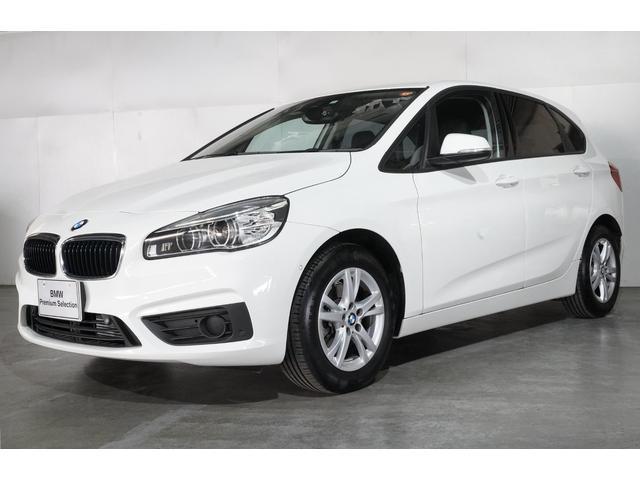 BMW 218iアクティブツアラー BMW認定中古車 スタンダード 前後バンパーセンサー タッチ式ナビゲーションバックアイカメラ 2年走行距離無制限保証 車線逸脱警告 衝突軽減 全国保証