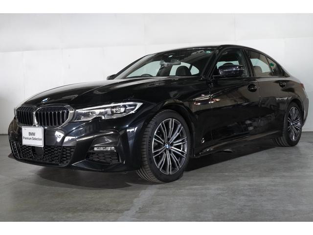 BMW 320i Mスポーツ コンフォートパッケージ ヘッドアップディスプレイ 新車保証継承 BSI点検パッケージ
