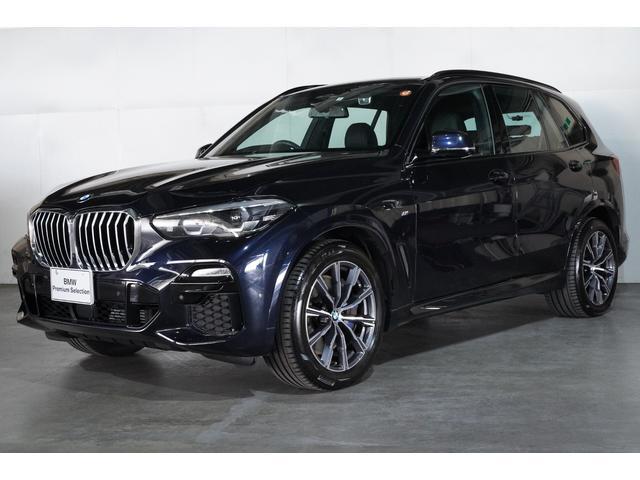 BMW X5 xDrive 35d Mスポーツ コンフォートプラス パノラマサンルーフ ハーマンカードンスピーカーディスプレーキー