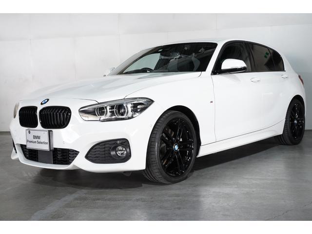 1シリーズ(BMW) 118d Mスポーツ エディションシャドー アップグレードパケージ ACC 衝突軽減ブレーキ 車線逸脱警告 レーンチェンジワーニング 中古車画像
