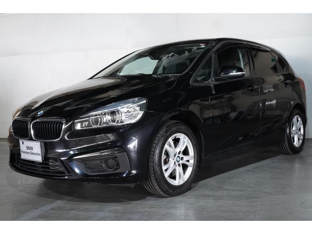 BMW 218iアクティブツアラー パーキングサポート HDDナビゲーション ETC2.0