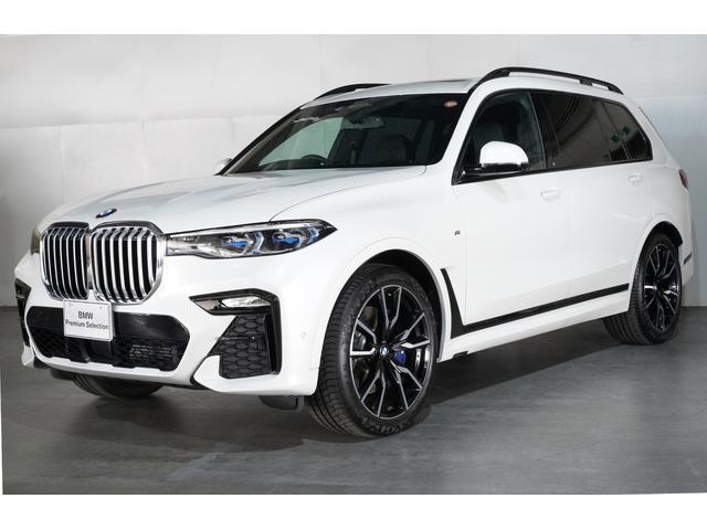 BMW xDrive 35d Mスポーツ 6人乗り ドライブプロ 22インチAW 5ゾーンエアコン スカイラウンジパノラマサンルーフ
