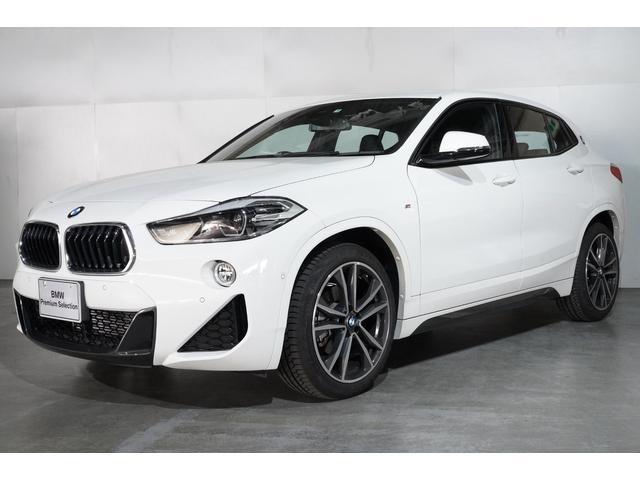 BMW X2 xDrive 18d MスポーツX エディションサンライズ ブラックレザー