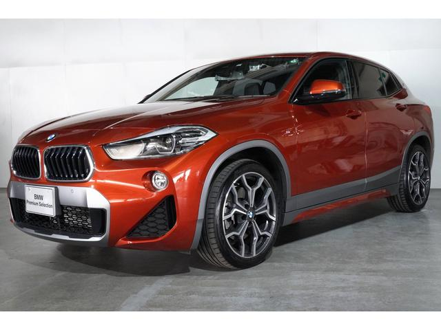 BMW X2 xDrive 20i MスポーツX ハイラインパック セレクトパッケージ ハイラインパッケージ ACC サンルーフ
