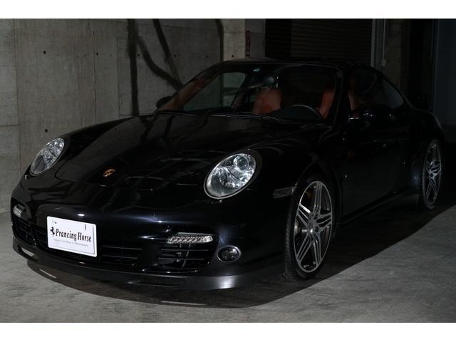 ポルシェ 911ターボ ティプトロニックS 4WD PCCBブレーキ